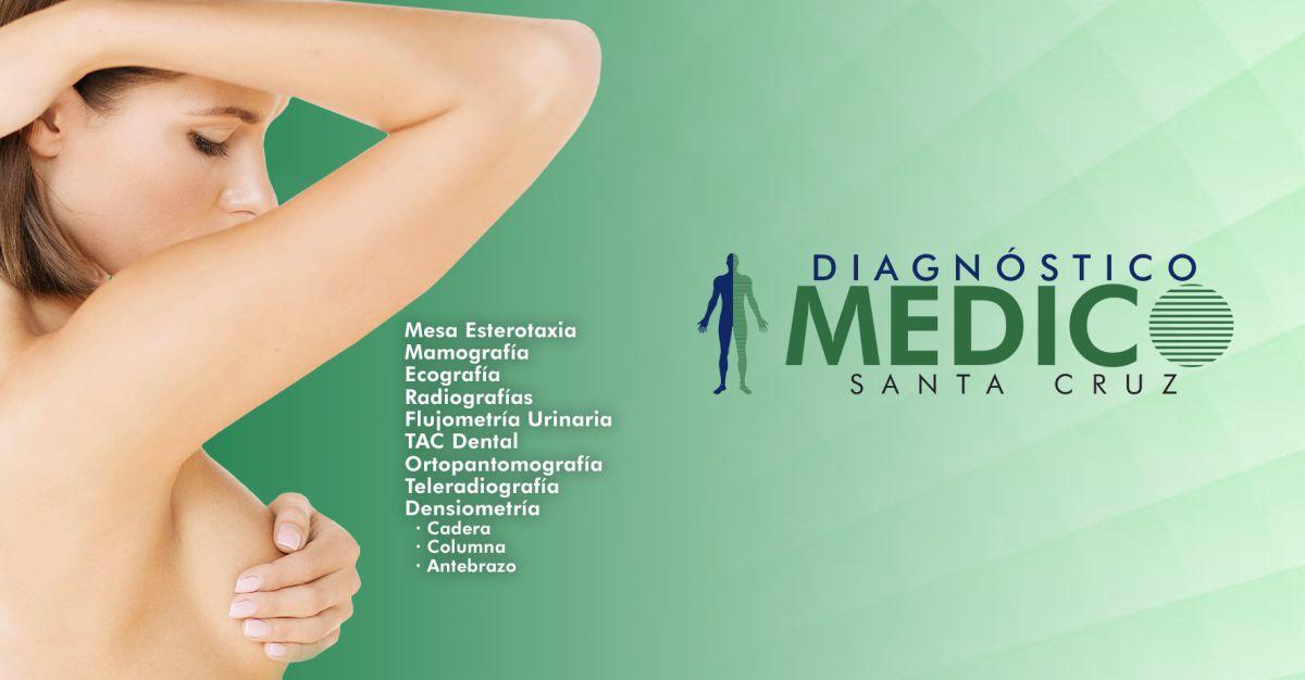 Portada Diagnóstico Medico Santa Cruz