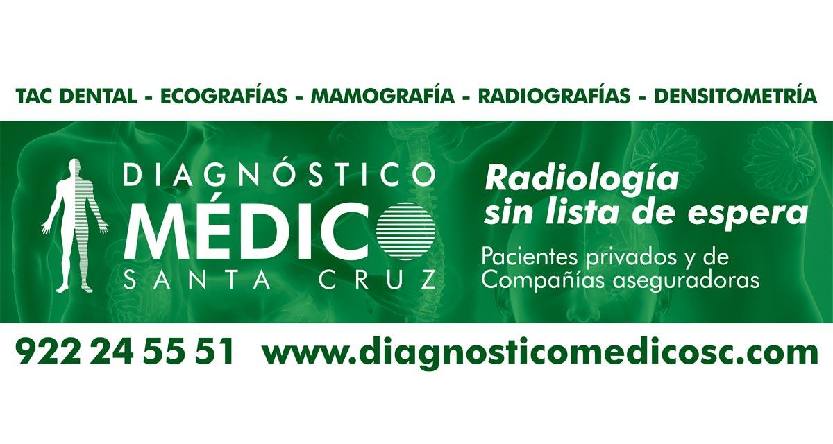 Diagnóstico Médico Santa Cruz. Radiología sin lista de espera